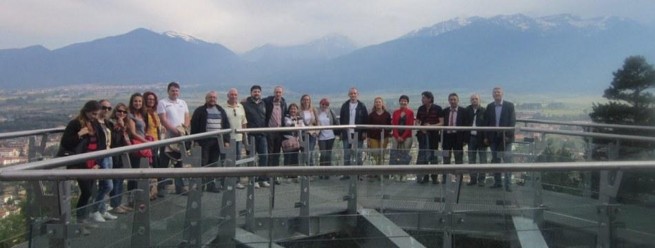 Посета на проект на членовите на Заедничкиот комитет за следење – Разлог