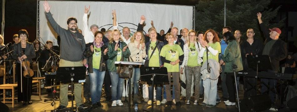 """Европски ден на соработка 2016 - Концерт """"Заедничките граници не прават поблиски"""""""