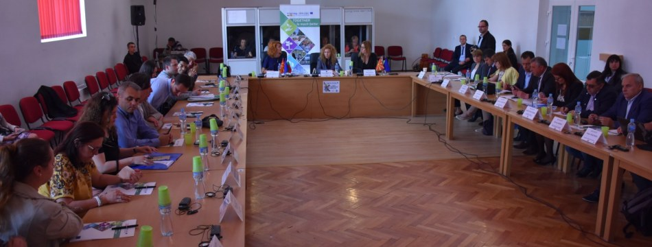 Fourth Joint Monitoring Committee meeting - Berovo