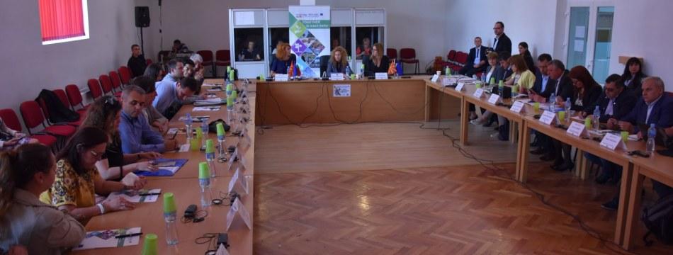 Четврта седница на Заедничкиот комитет за следење - Берово