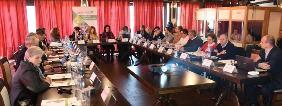 Шесто заседание на Съвместния комитет за наблюдение по Interreg - ИПП Програмата за ТГС България - Македония  - Берово 17.01.2019