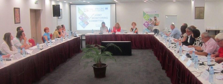 Трето заседание на Съвместния комитет за наблюдение - Кюстендил